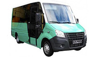 Автобус NEXT для городских маршрутов