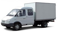 Автофургон ГАЗ-33023 «Фермер» предназначен для перевозки различных грузов