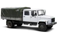 ГАЗ 3307/3309 Егерь удлиненный