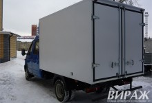 Автофургон ГАЗ-33023 «Фермер» Промтоварный