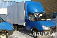 Автофургон изотермический ГАЗ- 3302 «Газель»