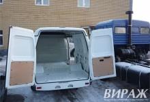 ГАЗ 2705 Газель 3 места