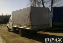 ГАЗ 33023 фермер с более увеличенной колесной базой