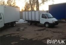 ГАЗель Хлебный фургон