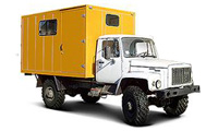 ГАЗ 3308/33081 Автомастерская