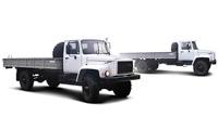 ГАЗ 3308/33081 Борт удлиненный