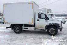 ГАЗон Некст фургон изотермический по технологии сэндвич длиной 3.6 м