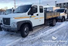 ГАЗон NEXT Фермер с двухрядной кабиной (ГАЗ-С42R33)