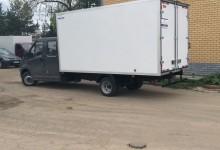 Промтоварный фургон NEXT фермер удлиненная рама