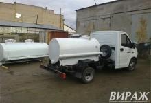 Фото Газель Next Цистерна для перевозки молока