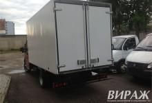 Фото Газель NEXT Промтоварный фургон