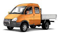 ГАЗ 33023 Газель Фермер борт / шасси