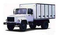 ГАЗ 3307/3307 фургон хлебный