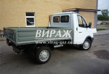 ГАЗ 2310 Соболь