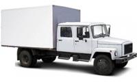 ГАЗ-3307/3309 Егерь фургон изотермический