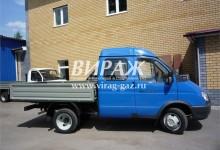 ГАЗ 33023 Газель Фермер борт