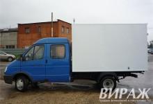 Автофургон ГАЗ-33023 «Фермер»
