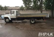 ГАЗ 3309 дизель - длинённой базой
