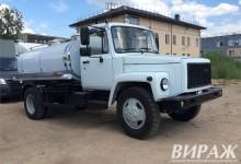 Молоковоз ГАЗ 3307/3309