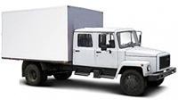 Егерь 2х рядный фургон промтоварный