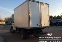 ГАЗон Некст фургон изотермический длиной 3.6 м